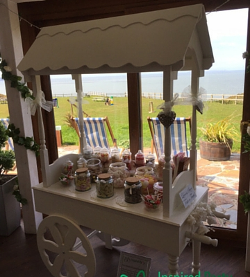 Candy Cart Hire North Devon