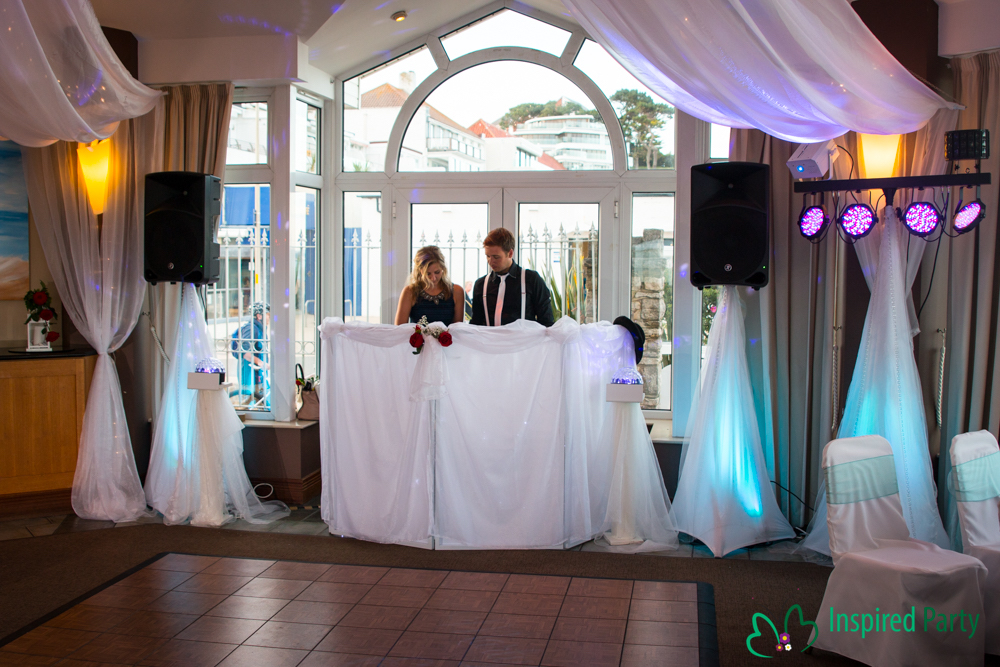 Fairytale Wedding DJ service