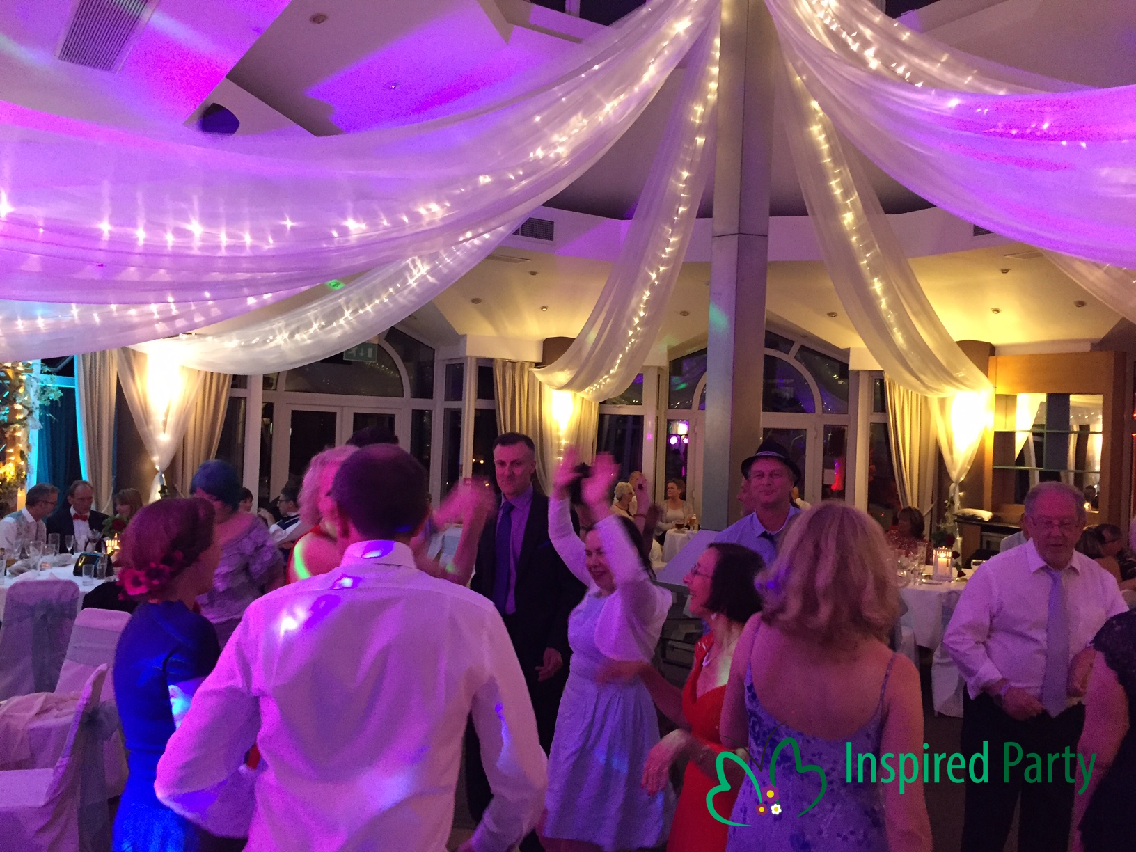 Inspired Party Wedding DJ North Devon