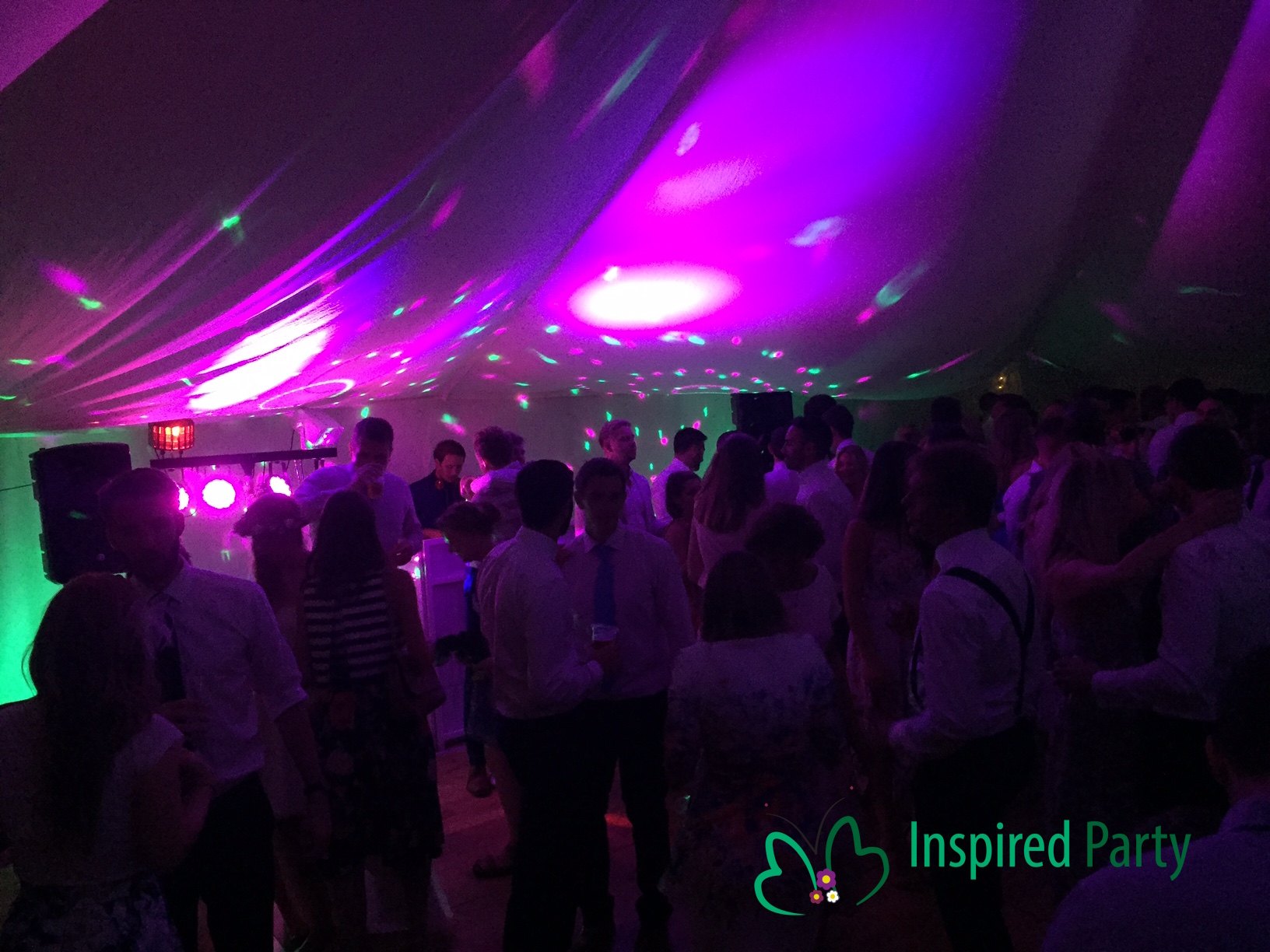 Wedding DJ North Devon