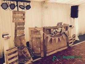 Inspired Party Wedding DJ North Devon